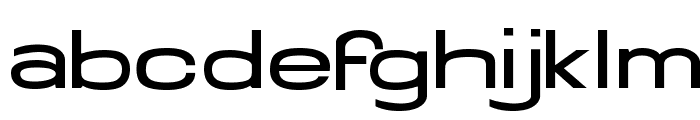 Rubbed  Normal Font LOWERCASE