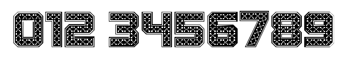 Rubles Regular Font OTHER CHARS