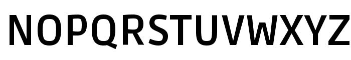 Ruda Bold Font UPPERCASE
