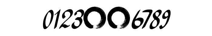 Ruhaniyat DEMO Regular Font OTHER CHARS