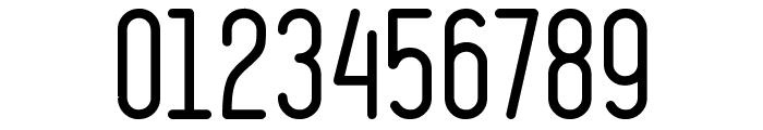 Ruler Light Font OTHER CHARS