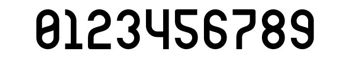 Ruler Modern Font OTHER CHARS