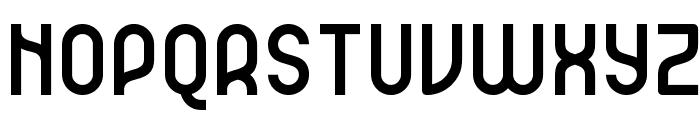 Ruler Modern Font UPPERCASE