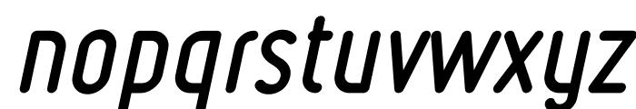 Ruler Volume Fill Bold Italic Font LOWERCASE