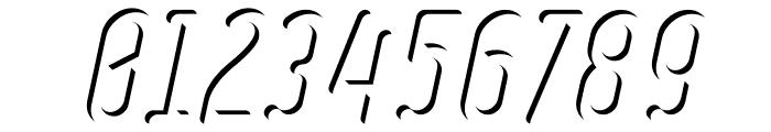 Ruler Volume Inner Font OTHER CHARS
