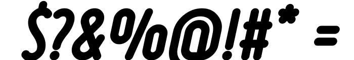 Ruler Volume Overlay Font OTHER CHARS