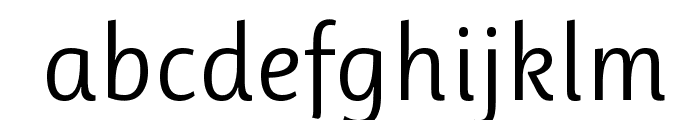 Ruluko Font LOWERCASE