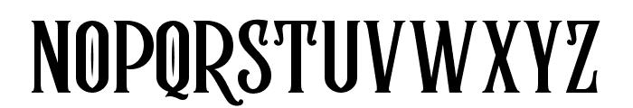 RumbleBrave Font UPPERCASE
