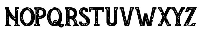 Rumoura TexturesPERSONAL USE Font LOWERCASE