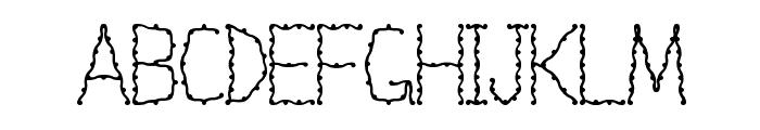 Rumpelstilnexz Font UPPERCASE