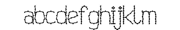 Rumpelstilnexz Font LOWERCASE