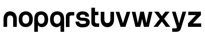 Run Medium Font LOWERCASE