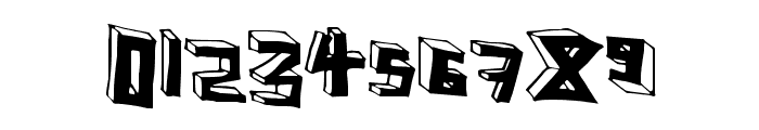 RunAway Font OTHER CHARS