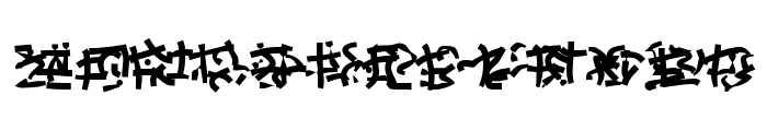Runes of the Dragon Two Font LOWERCASE