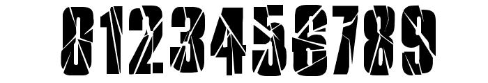 RupturedSans Font OTHER CHARS