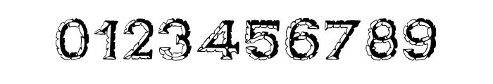 Rustswordsblack Font OTHER CHARS