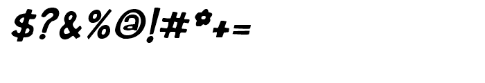Rumpelstiltskin Italic Font OTHER CHARS