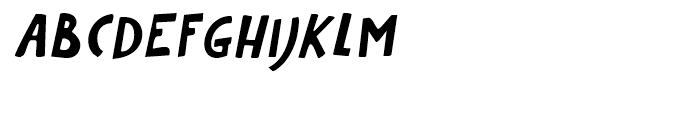 Rumpelstiltskin Italic Font UPPERCASE