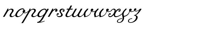 Rusulica Script Regular Font LOWERCASE
