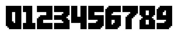 Rukyltronic Regular Font OTHER CHARS