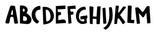 Rumpelstiltskin Regular Font UPPERCASE