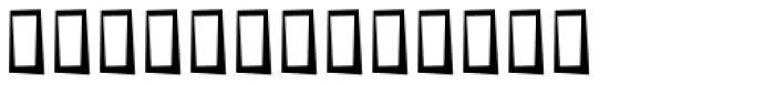 RUQAA Ran Font UPPERCASE