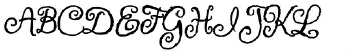 RUSerius ROB Font UPPERCASE