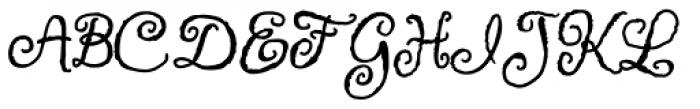 RUSerius Font UPPERCASE