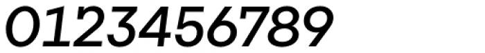 Rudi Medium Italic Font OTHER CHARS