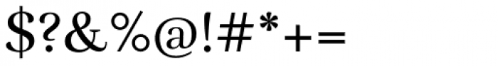 Rufina ALT02 Regular STD Font OTHER CHARS
