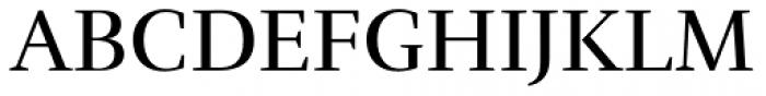 Rufina ALT02 Regular STD Font UPPERCASE
