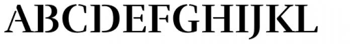 Rufina Stencil Bold Font UPPERCASE
