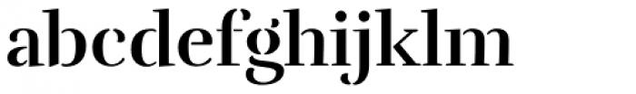 Rufina Stencil Bold Font LOWERCASE