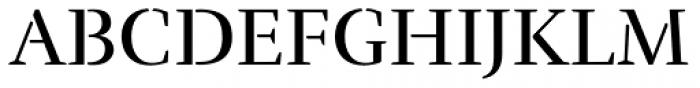 Rufina Stencil Regular Font UPPERCASE