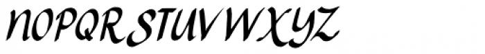 Ruhaniyat Font UPPERCASE