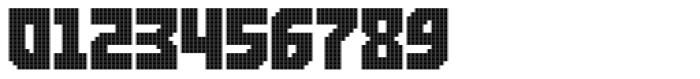 Rukyltronic Grid Font OTHER CHARS