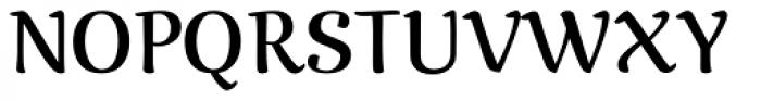 Rumba Std Large Font UPPERCASE