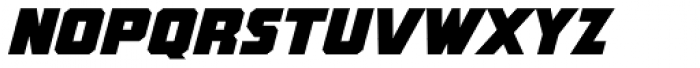 Rummy Italic Font LOWERCASE