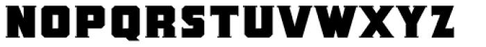 Rummy Slab Font LOWERCASE