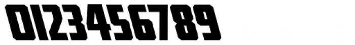 Rummy Tall Backslant Font OTHER CHARS