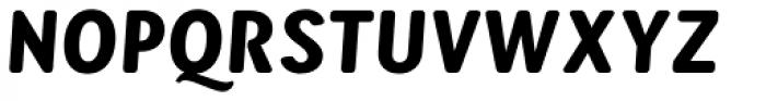 Runde Wien Pro Obl Medium Font UPPERCASE