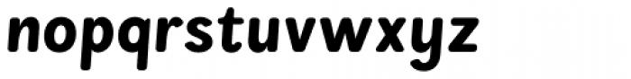 Runde Wien Pro Obl Medium Font LOWERCASE