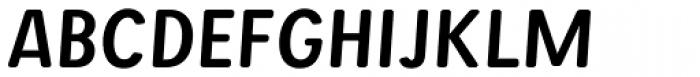 Runde Wien Pro Obl Regular Font UPPERCASE