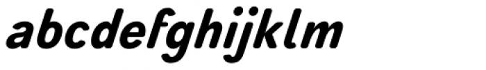 Runde Wien Pro Sup Obl Medium Font LOWERCASE