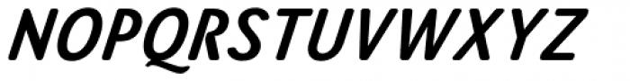 Runde Wien Pro Sup Obl Regular Font UPPERCASE