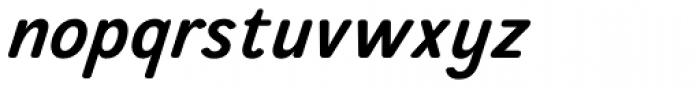 Runde Wien Pro Sup Obl Regular Font LOWERCASE