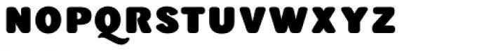 Runde Wien Pro Unic Bold Font UPPERCASE
