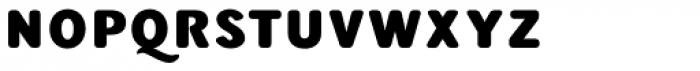Runde Wien Pro Unic Medium Font UPPERCASE