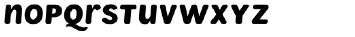 Runde Wien Pro Unic Obl Medium Font LOWERCASE