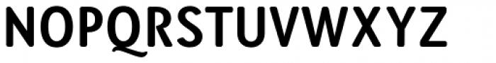 Runde Wien Regular Font UPPERCASE